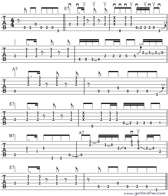 lick of the week mary had a little lamb by stevie ray vaughan stevie ray vaughan stevie. Black Bedroom Furniture Sets. Home Design Ideas
