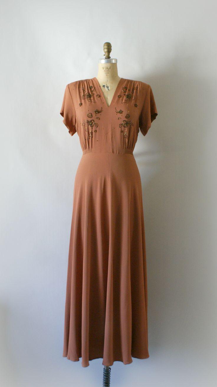 Adams 1980s Cuts Like A Knife Sleeveless Geek Hi Low Dress S M Adult - 1940s vintage pale ochre rayon starburst gown from sweetbeefinds