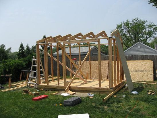 Good Free 10X12 Gambrel Shed Plans