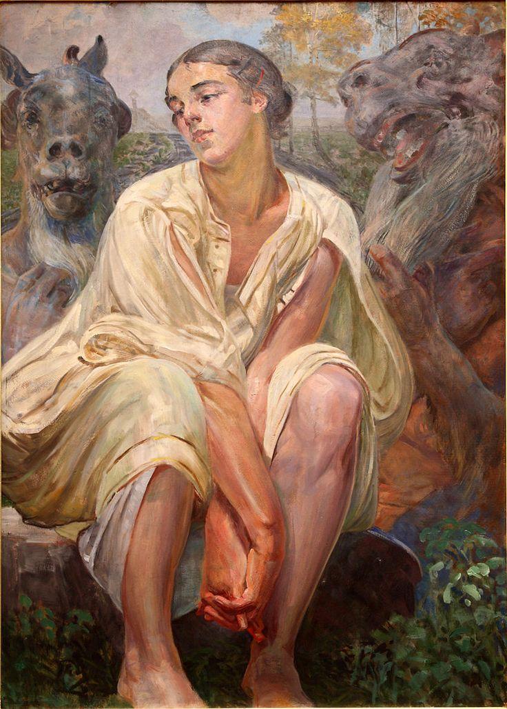 Jacek Malczewski - Niewola (frame).jpg