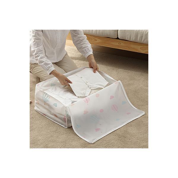 3 06 40 Off طوي تخزين أكياس للطي المنظم حقيبة للملابس لحاف بطانية وسادة الأمتعة تنفس حجرة منظم دروبشيبين Bag Storage Bag Organization Closet Organization