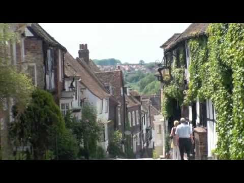 Rye, East Sussex, UK I pinned this video some time ago but it's such a lovely video it's worth another pin. One of my favourite places