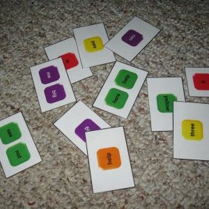 Finally! I found FREE PRINT OUTS for Candyland sight words game!