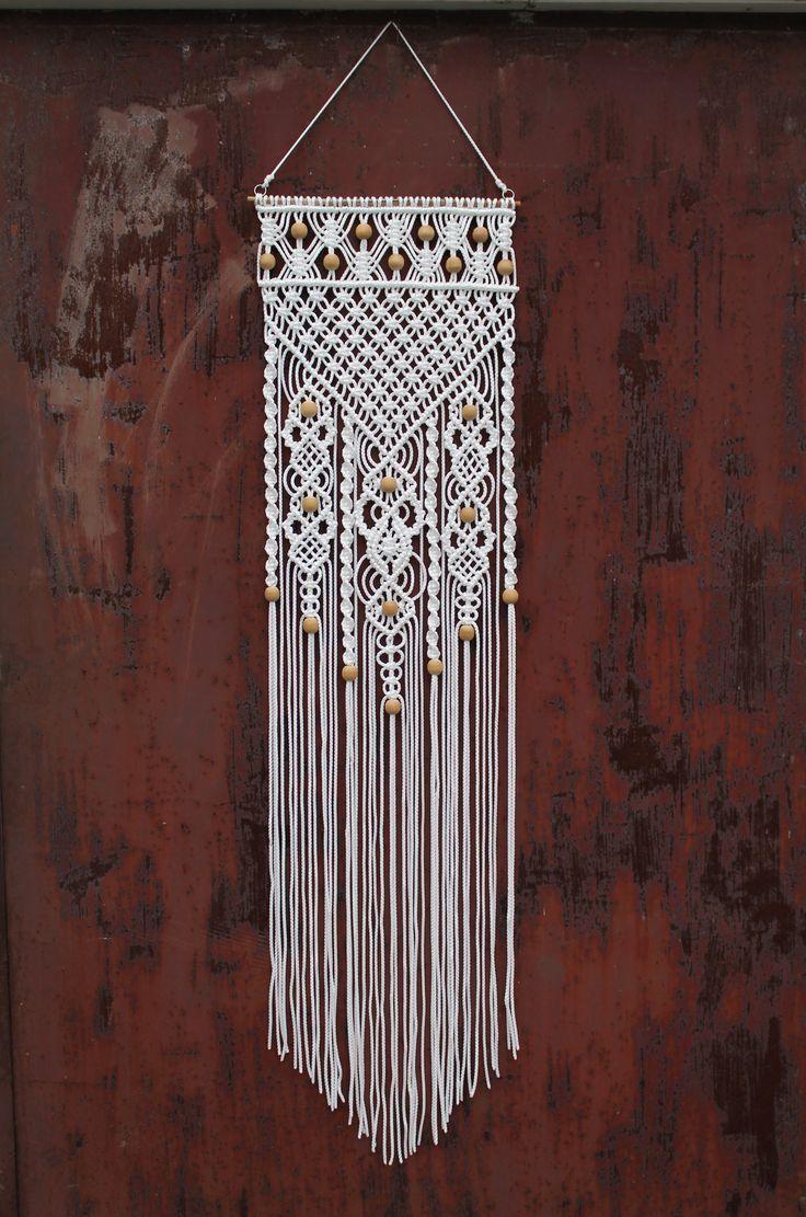 дегтярёва был макраме фото и схемы плетения панно важной