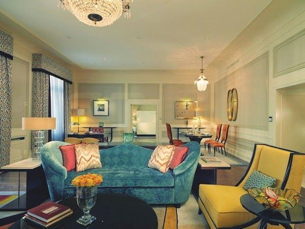 The Amazing Belmond Grand Hotel Europe's Presidential Suite
