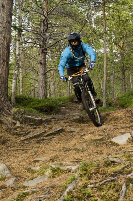 Skibotn - A bicycle paradise