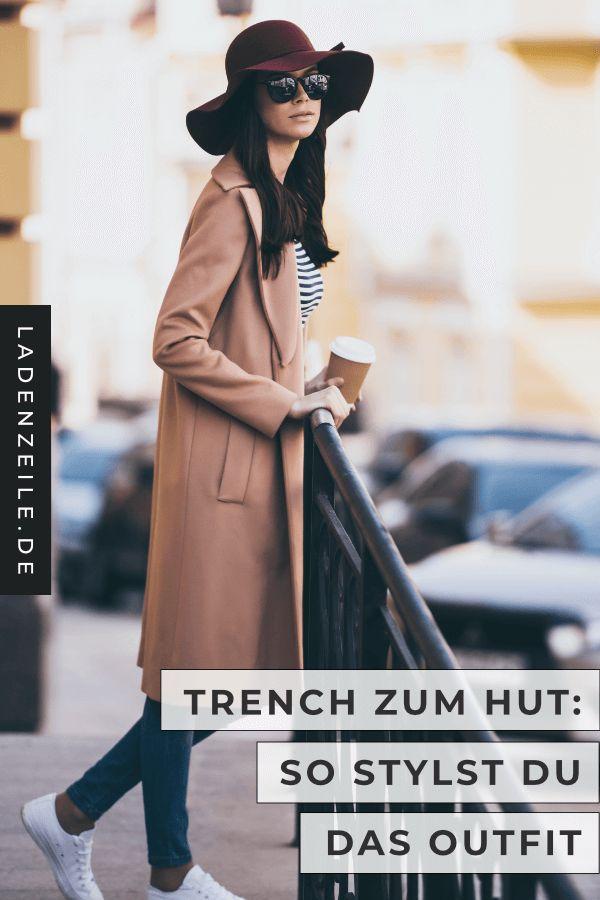 Schlapphut und Trenchcoat kombinieren: So stylst du dein Outfit in der Übergangszeit – ℒ Übergangsjacken