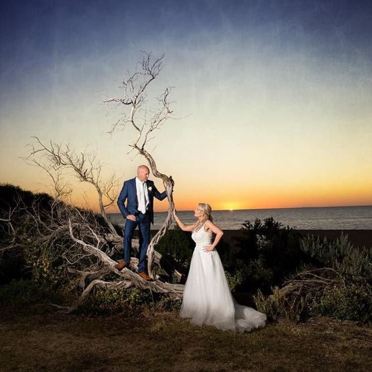 Stuart And Marsha Captured By The Talented Markdaymanphotography On Brighton Beach Weddingvenuesmelbourne BrightonWedding VenuesWedding