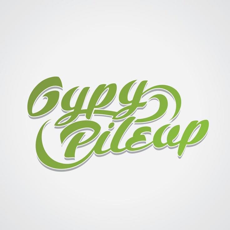 Gypy Pileup #GypyPileup #logo #bandlogo #music #rock