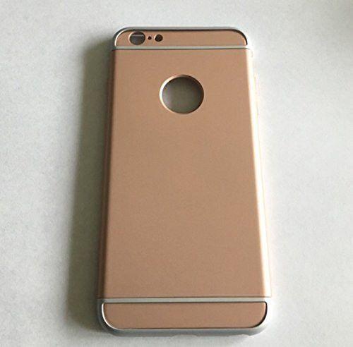 """iPhone 6 Plus Case, Allteli Luxury TPU Case for Apple iPhone 6 Plus (5.5"""") (Rose Gold)"""
