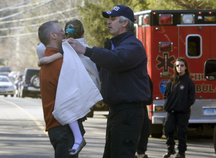 How Do You Explain the Newtown Shooting to Kids? | PBS NewsHour. . . #changeyourcaliber