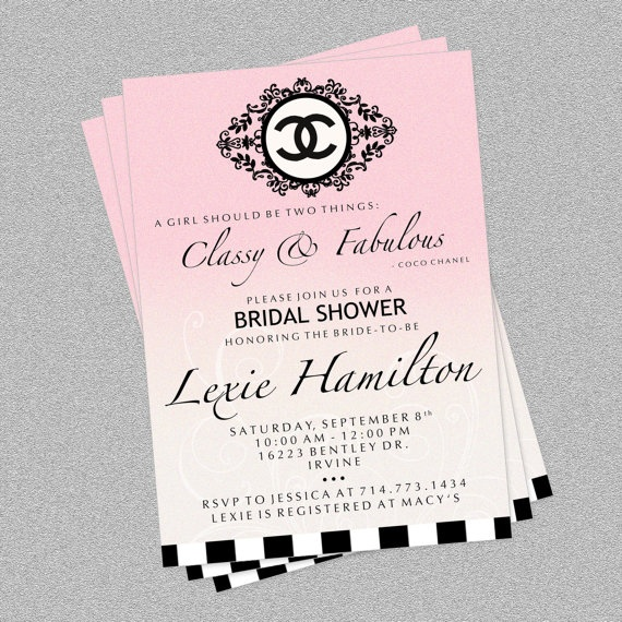 13 best Coco Chanel Inspired PartyCelebration images on Pinterest