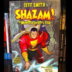 Shazam!: The Monster Society of Evil #dc #gamer #batman #joker #marvel #superman #thewalkingdead #pokemon #comics #comicbooks #disney #videogames #starwars #disneypins #dccomics #marvelcomics #comiccollection #pokemongo #arrow #deadpool #finalfantasy #nerd #geek #funkopop #funko #nintendo #wwe #spiderman #popvinyl #pop