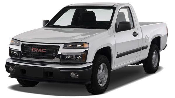 2012 GMC Canyon | Get A New Pickup Truck — Top 5 Cheapest Trucks Under 20,000