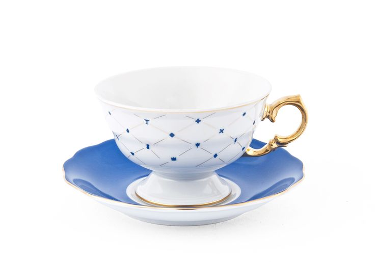 CIRCUS_by_MAREK MIELNICKI : filiżanka herbaciana - Kristoff Porcelain