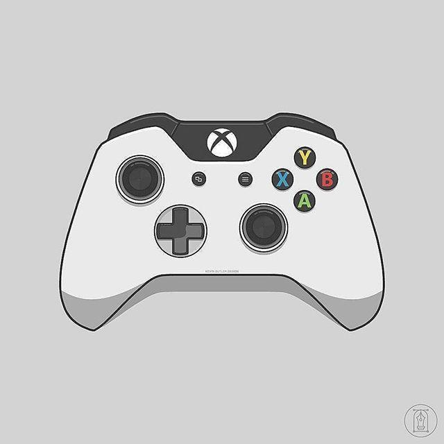Pin En Xbox Controller