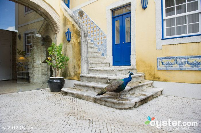 Bucket List: Visit the Best Hotel With Medieval Village Location: Solar Do Castelo Hotel, Lisbon
