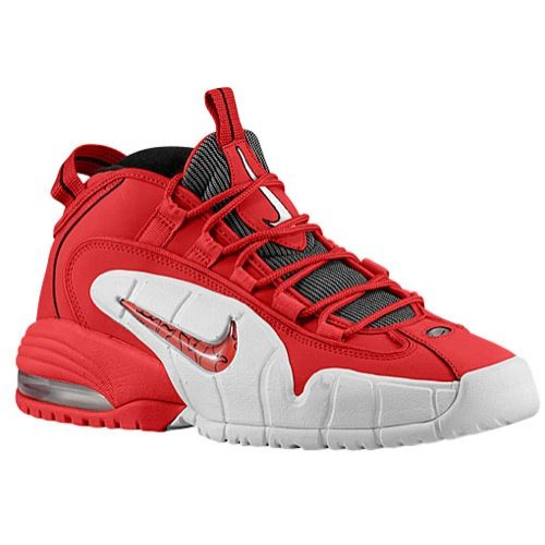 Nike Air Max Penny 1 University Red: White - Available Now