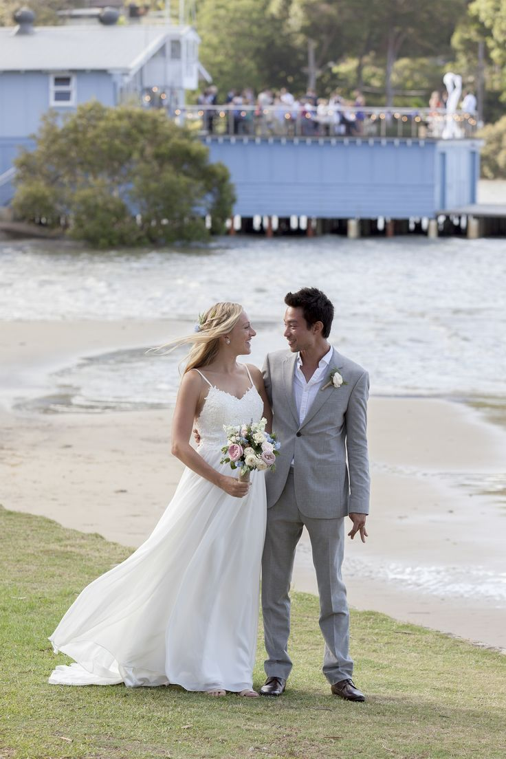 Thanks www.hayles.com.au  #ByraWeddings #Weddings #WaterfrontWedding