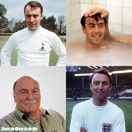The great jimmy greaves