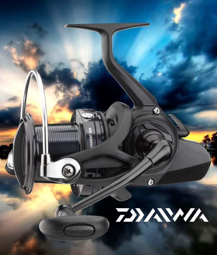 Daiwa Tournament 5000 QDA - Moulinet carpe et surf