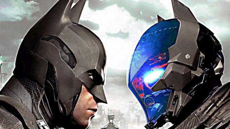 Batman Arkham Knight All Cutscenes Game Movie - Full Story - YouTube
