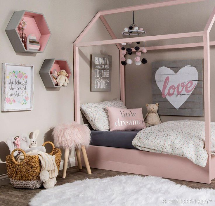 Girl's Bedroom Update Your Little Darling's Room With
