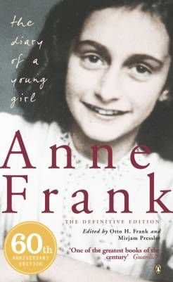 An absolute delight. The Diary of a Young Girl is a book of the writings from the Dutch language diary kept by Anne Frank while she was in hiding for two years with her family during the Nazi occupation of the Netherlands.