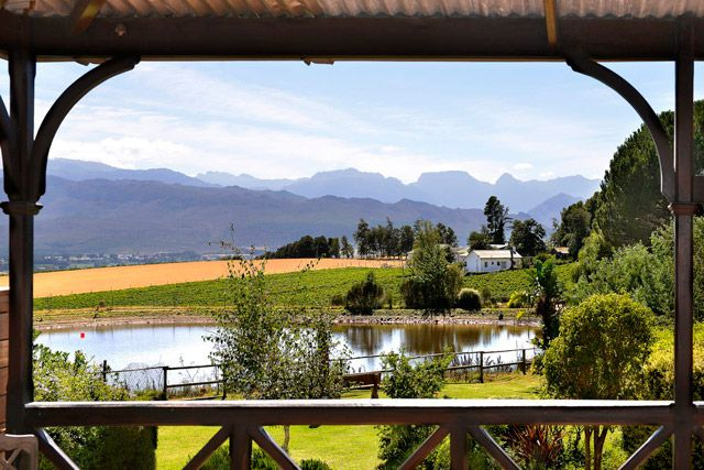 Angala Boutique Hotel, Franschhoek, Cape Winelands, South Africa