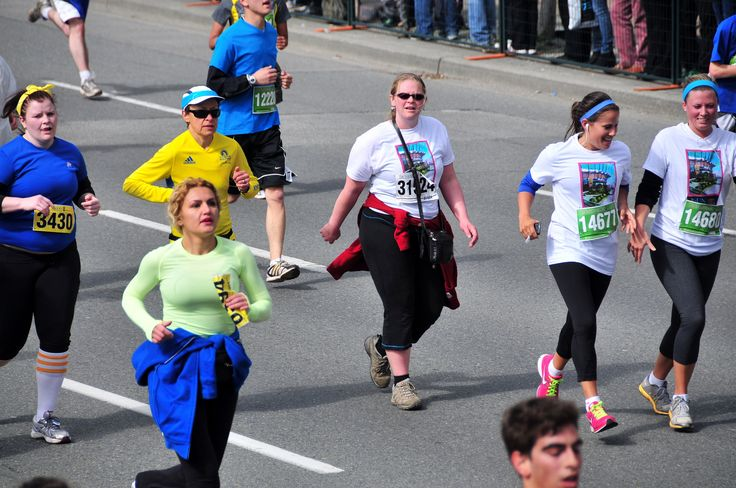 https://flic.kr/p/ed98E6 | Vancouver Sun Run | Vancouver Sun Run - Sunday April 21, 2013
