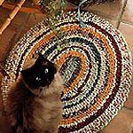 Round and round: Rag-to-rug-crochet