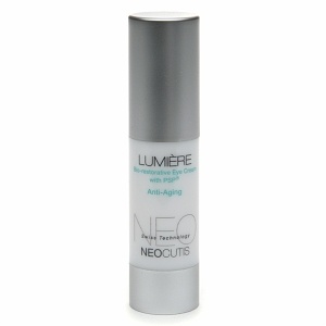 Neocutis Lumiere Bio-restorative Eye Cream with PSP.  Always in stock and works like magic!