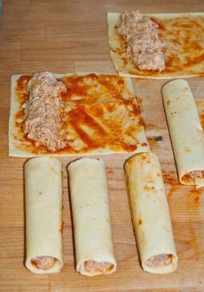 cannelloni napoletani Per un eccesso di nostalgia di quando vivevo con i miei mi è venuta voglia di cannelloni, di quelli c...