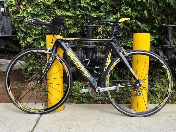 2007 Scott CR-1 Pro Carbon Road Bike