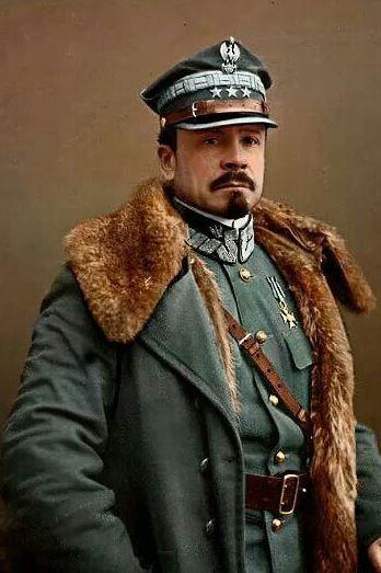General Haller.