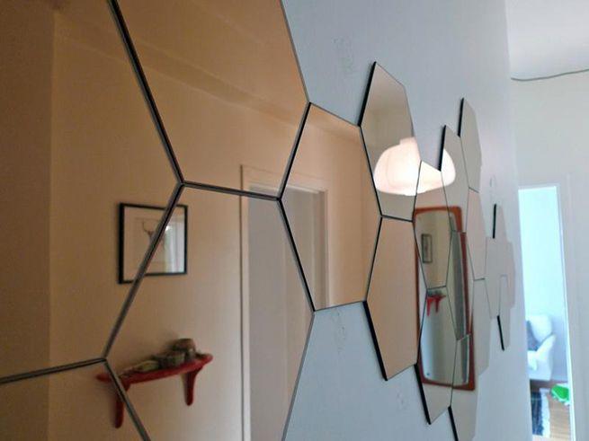 Entradas con espejos