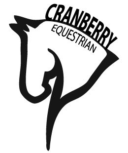 Cranberry equestrian - logotype made by Orangia AB
