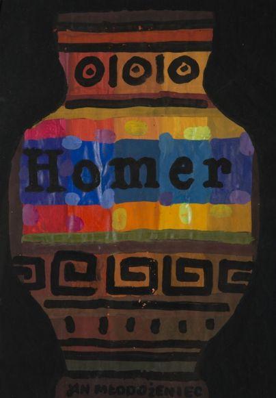 Jan Młodożeniec - Homer
