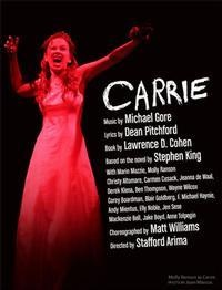 Carrie cast album comes out August 1st! So excited for this you don't even know!