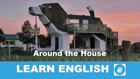 Szókincsfejlesztő leckénk most arról a helyről szól, ahol élünk. Ezzel a témakörös videóval megtanuljuk: a házban található helyiségek nevét; az ott található bútorok, berendezési és felszerelési tárgyakat; a ház szerkezeti felépítését; milyen napi rutin cselekvéseket végzünk otthon; és azt is, hogy mi a különbség a 'house' és 'home' szavak használata között.