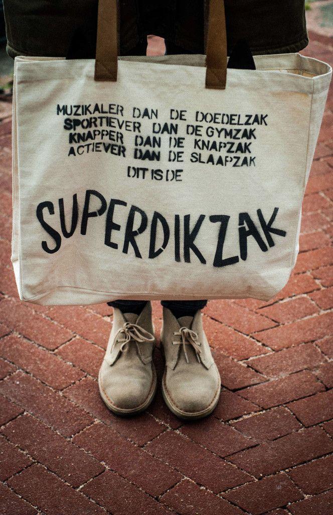 **The Superdikzak** (NEW) – Superdik