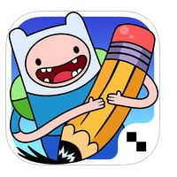 Adventure Time Game Wizard - Draw Your Own Adventure Time Games App Review