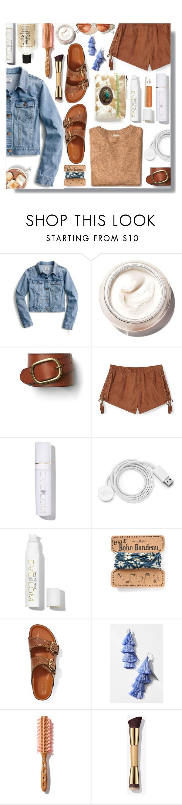 """""""Baby Vamos!"""" by peony-and-python ❤ liked on Polyvore featuring J.Crew, Bobbi Brown Cosmetics, Gap, Rebecca Minkoff, Eve Lom, FOSSIL, Natural Life, Isabel Marant, Deepa Gurnani and vintage"""