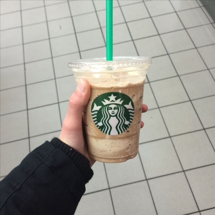 Living that Starbucks Iced Mocha kind of life Starbucks