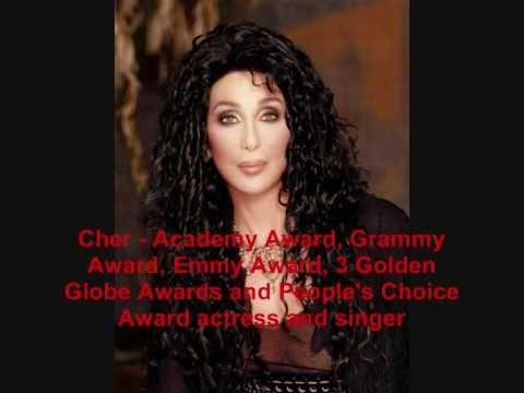 Famous Armenians singer/actress Cher