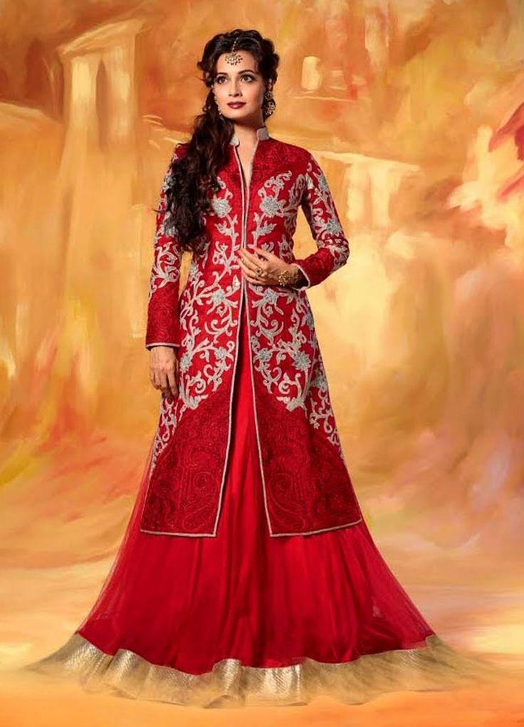 Red wedding dress,Indian Bride, Dia Mirza , Fashion 2015, Ethnic wear 2015 , Nextdress.in, Nuzhat Shareef, Falguni Patel, Fashion Blogger, 2015 Fashion Trends in India ,Appleblossommy, thefworld, IndieBloggers, Fashion & Lifestyle Bloggers, Top 10 Fashion Bloggers in India, Fashion Blogger in Gujarat,