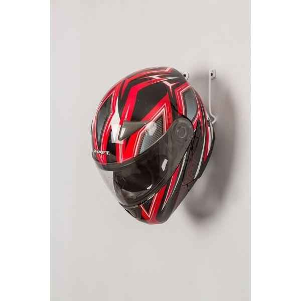 Los soportes de casco para moto son funcionales, optimizan el espacio, son prácticos y resistentes
