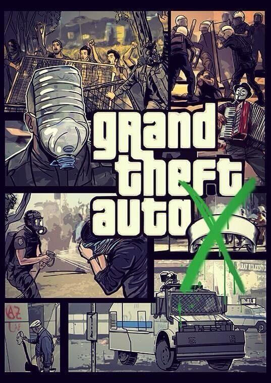 GTA - Gezi