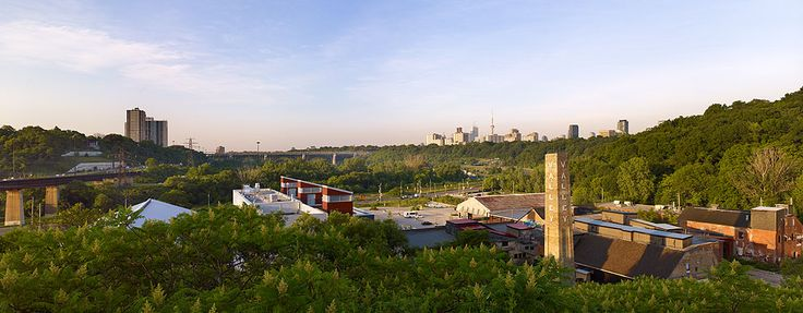 Old Brick Factory Transformed Into the Sustainable Evergreen Headquarters in Toronto  Read more: Old Brick Factory Transformed Into the Sustainable Evergreen Headquarters in Toronto | Inhabitat - Sustainable Design Innovation, Eco Architecture, Green Building