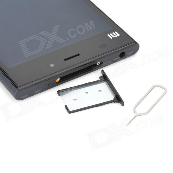 XiaoMi Quad-core Android 4.4 WCDMA Bar Phone
